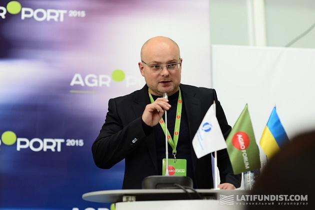 Финансовый директор предприятия «СПС» Александр Устинов