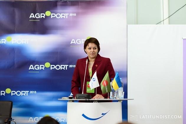 Менеджер Группы поддержки малого бизнеса ЕБРР в Украине Катерина Ригг