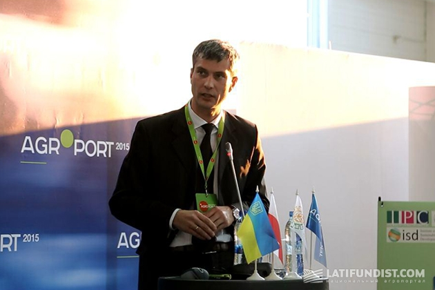 Директор «КТ-Энергия» и руководитель информационного проекта «Нетрадиционный газ в Украине» Кирилл Томляк