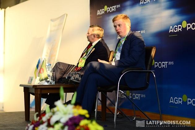 Директор Регионального центра международных проектов и программ Станислав Игнатьев