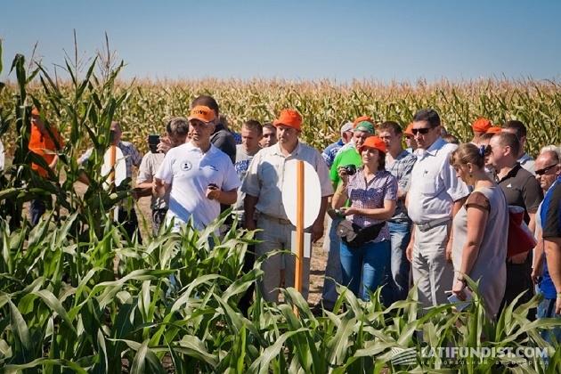 Виталий Каламбет дает практические советы аграриям