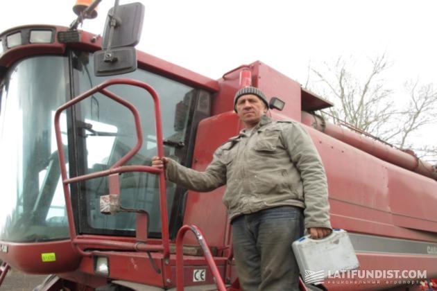 Владимир Ильин – собственник поля