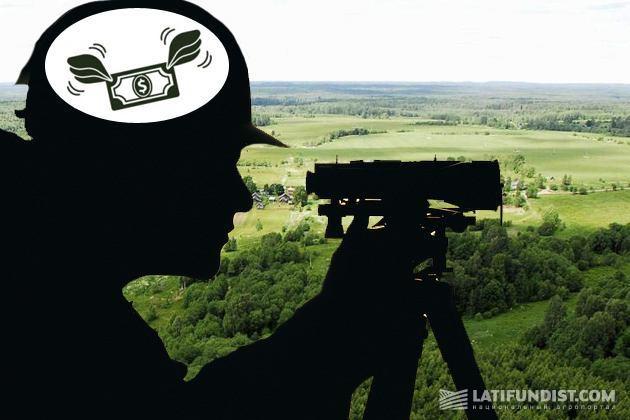 Прибыль от продажи земли