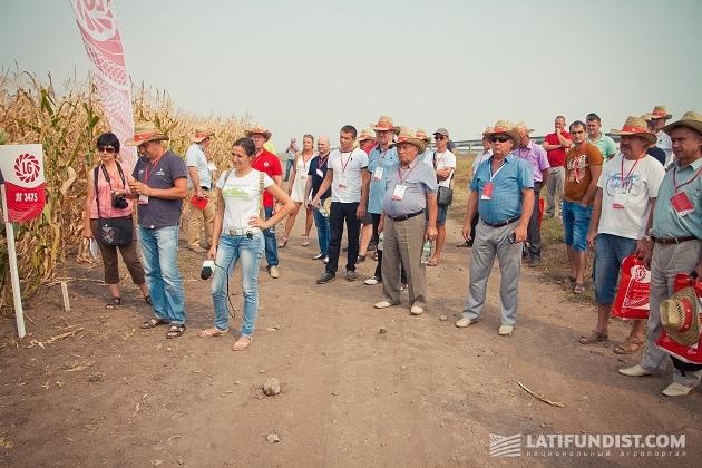 Экскурсия в поле