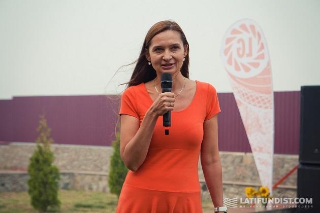 Генеральный директор компании «Лимагрейн» Татьяна Генри-Якубовская