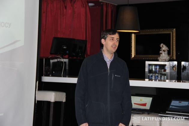 Бенуа Делорд, руководитель направления кормления в «Лимагрейн Европа»