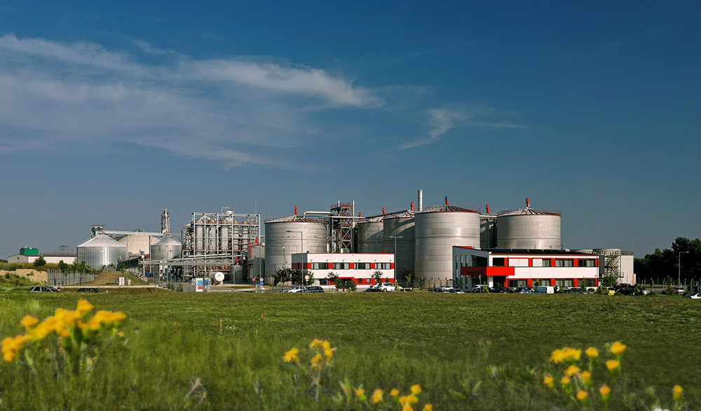 Завод Pannonia Bio (Венгрия)