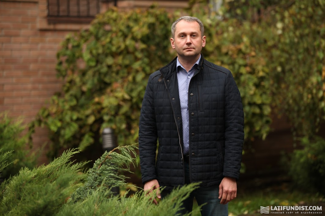 Андрей Барткив, директор «Агрейн Трейдинг»