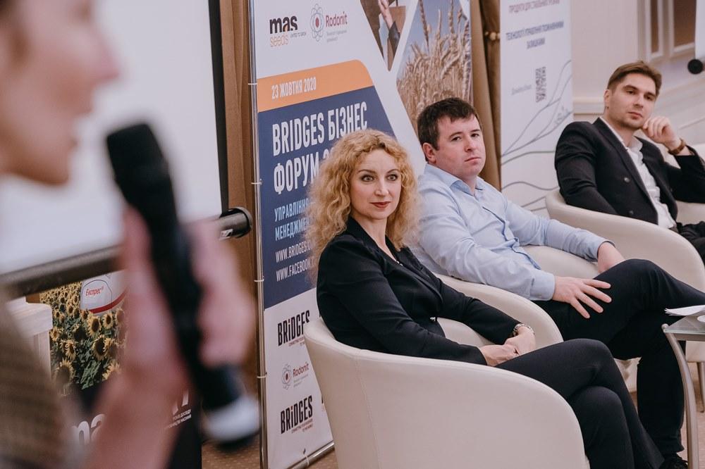 Лина Доценко, к.э.н., директор Аграрного Консультационного Центра BRIDGES