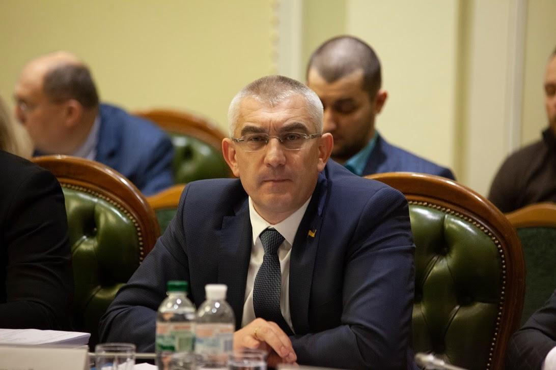 Иван Чайковский, автор блога, народный депутат, основатель «Агропродсервиса»