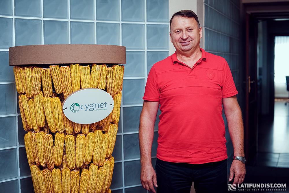 Николай Трембовецкий, автор статьи, главный инженер Cygnet Agrocompany