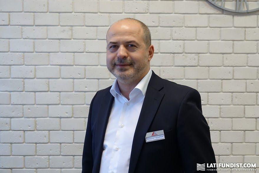 Николай Гордийчук, автор материала, основатель и директор компании «Агрико Украина»