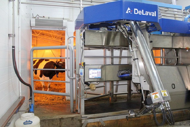 Оборудование DeLaval