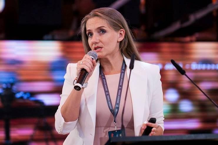 Иванна Дориченко, управляющий партнер Integrites London