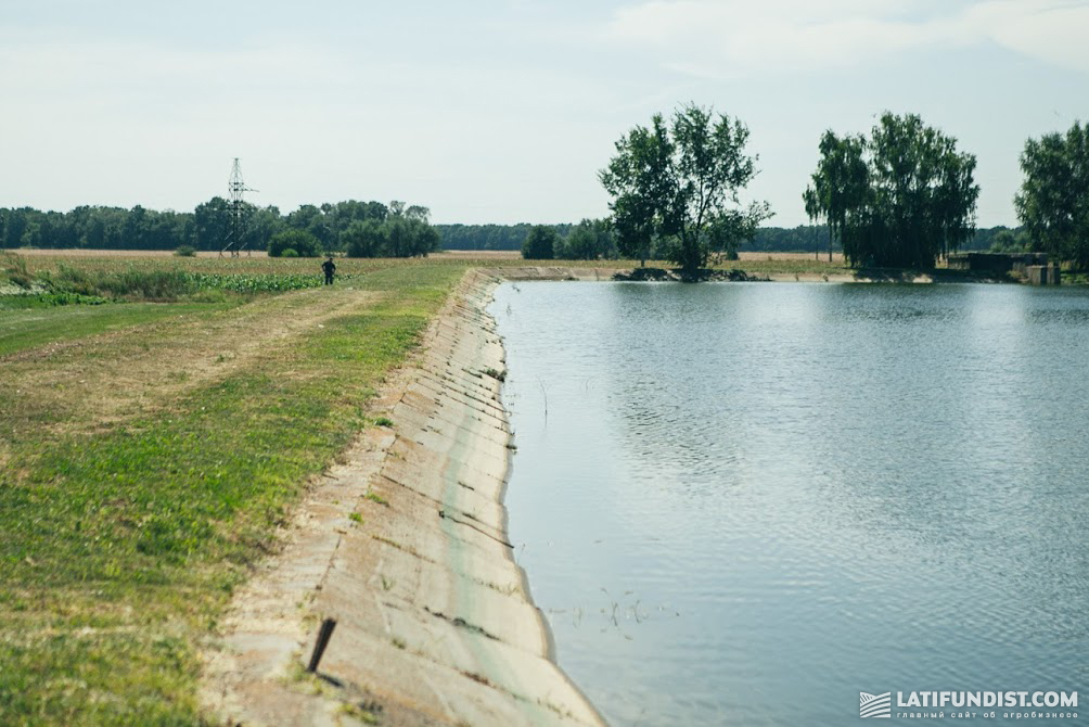 Забор воды для целей орошения потребует получения разрешения на специальное водопользование