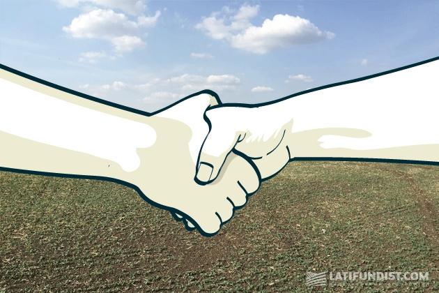 Земельная афера под соусом «соглашение о разделе продукции»