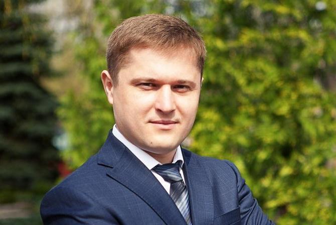 Директор Аграрной биржи Украины Александр Марюхнич