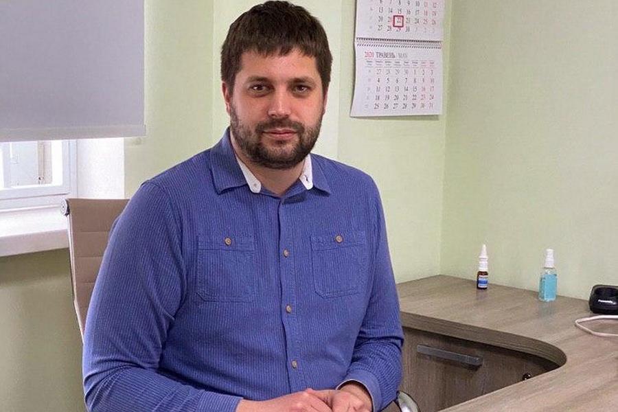 Артем Ремпен, операционный директор компании «G.R. Agro»