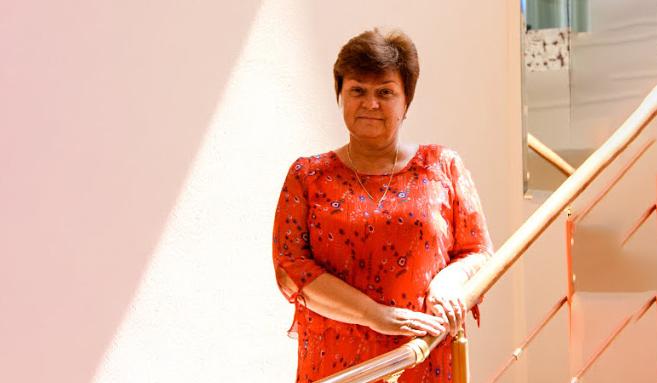 Лариса Игнат, генеральный директор «Агропрайм Холдинг» (входит в состав агрогруппы «Агрейн»)