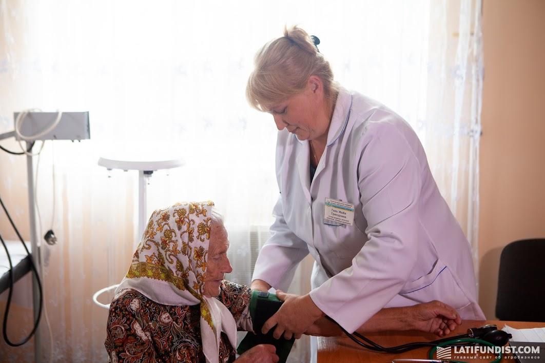 Программа «С заботой о Вас!» предусматривает предоставление застрахованному пайщику медицинской помощи и медикаментов на сумму до 10 тыс. грн в год