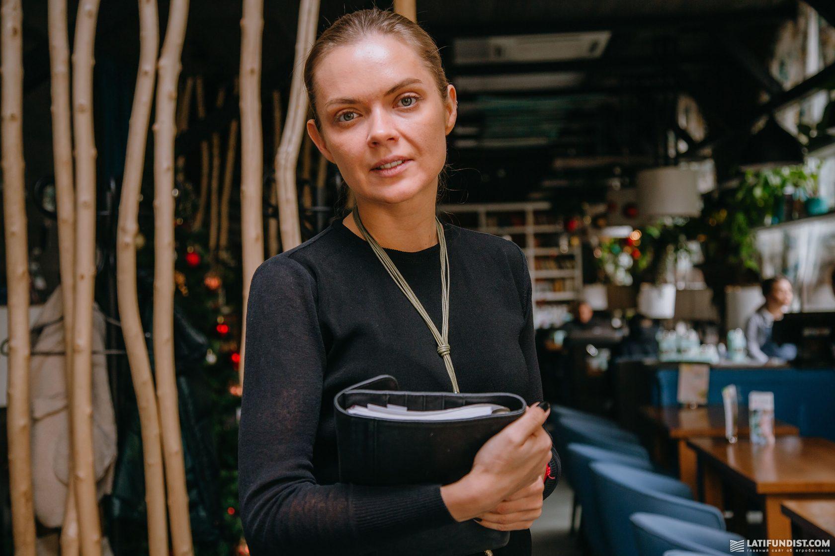 Нонна Шмидик, директор департамента коммуникаций и социальных проектов компании «Континентал Фармерз Групп»