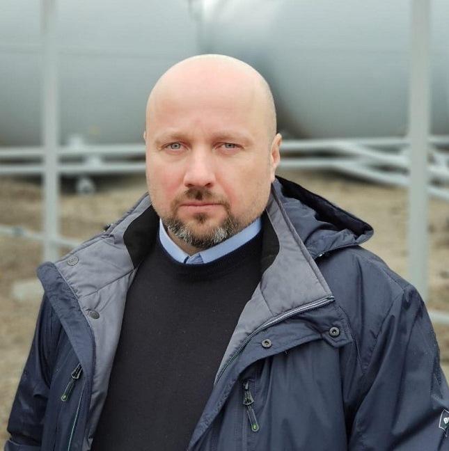Сергей Рубан, председатель Ассоциации производителей, импортеров и трейдеров агрохимии