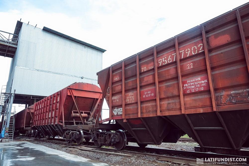 «Укрзализныця» перевозит 62% грузов, а также обеспечивает 50% товарного экспорта