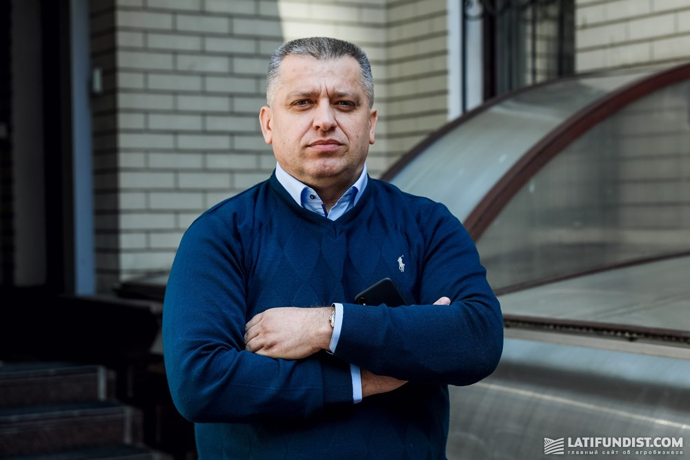 Михаил Шкатула, автор блога, главный инженер агрогруппы «Агрейн»