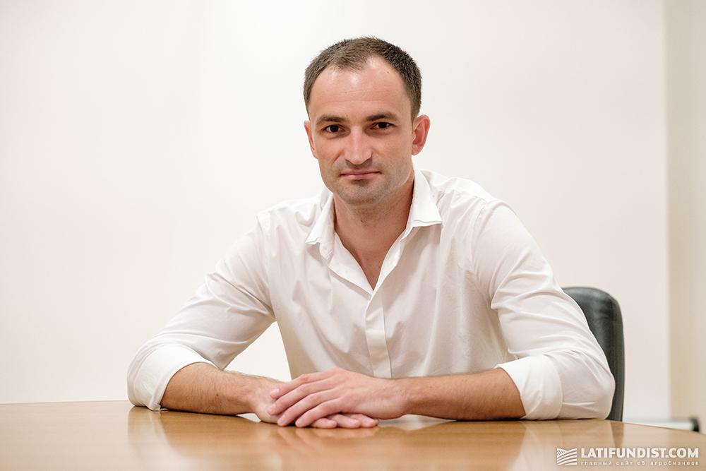 Виталий Штемпель, директор по экономике и финансам группы компаний «Агрейн»