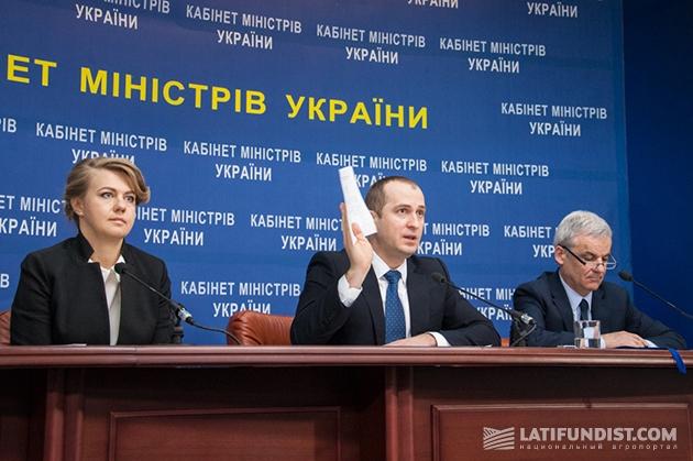 На этой неделе министр аграрной политики и продовольствия Алексей Павленко публично объявил о начале работы над Стратегией