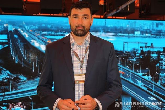 Commodity Merchandiser in the International Feed (US) — Adel Yusupov