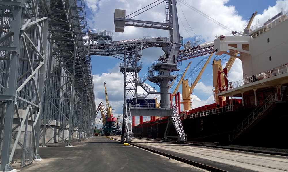 Port facilities