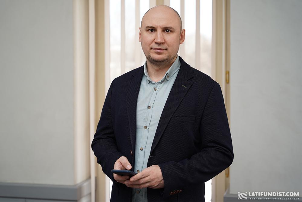 Игорь Богданов, автор блога, член правления по вопросам информационных технологий A.G.R. Grouр