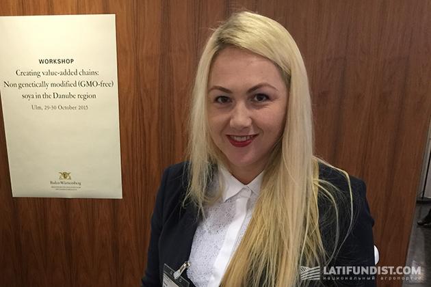 Инна Метелева, заместитель председателя правления корпорации «Сварог Вест Груп»