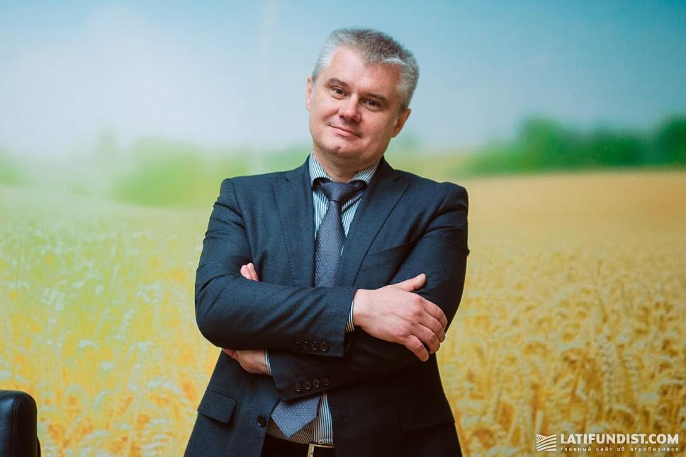 Виталий Саблук, автор статьи, заместитель директора Института аграрной экономики