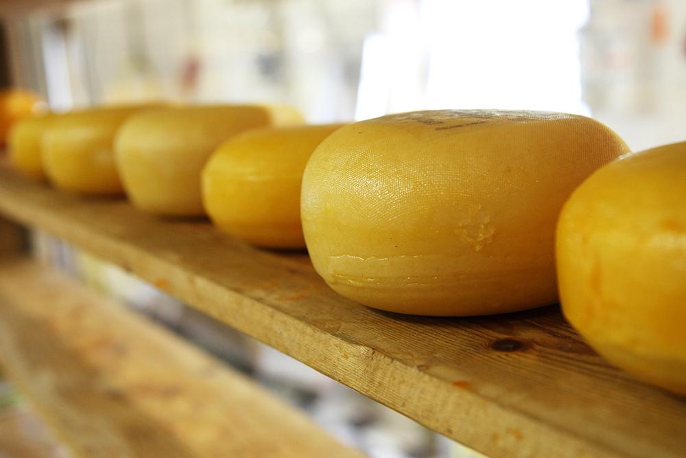 К нишевым продуктам можно отнести и сыр