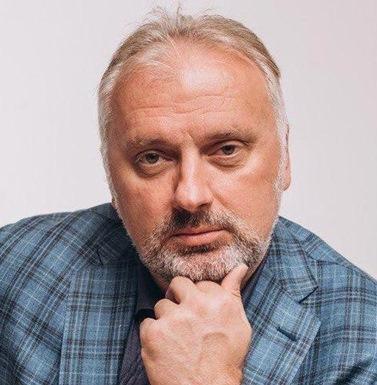 Автор блога — Вадим Нестеренко, основатель и председатель наблюдательного совета агрохолдинга Ristone Holdings