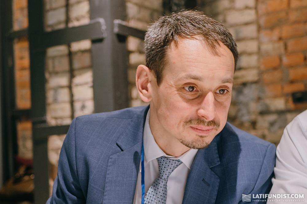 Николай Волков, руководитель по развитию корпоративных проектов и партнерства «Райффайзен банк Аваль»