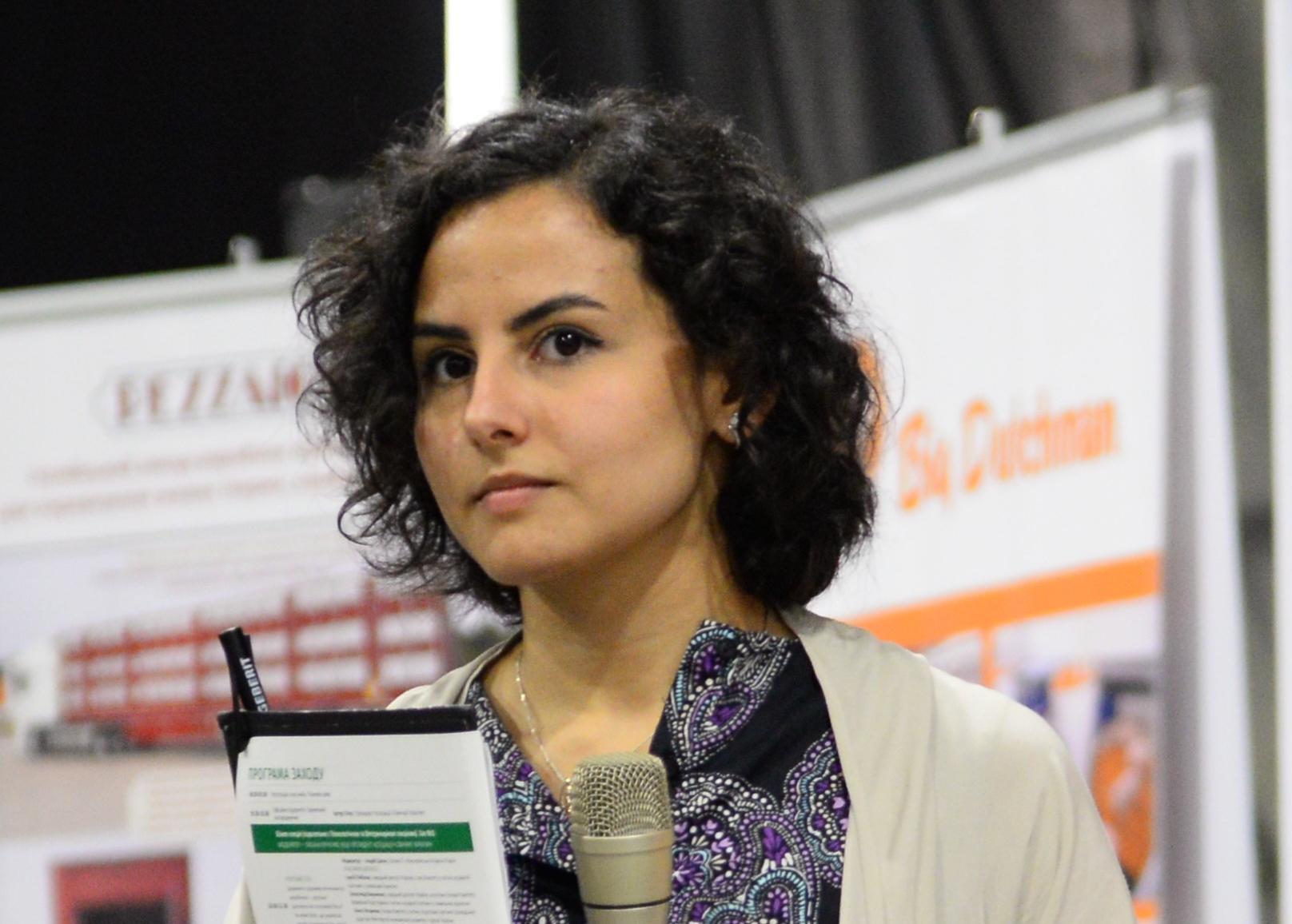 Александра Бондарская, руководитель аналитического отдела Ассоциации «Свиноводы Украины»