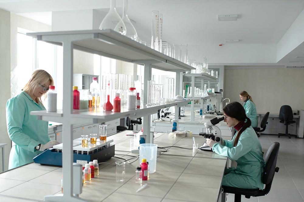 Новая лаборатория ALFA Smart Agro