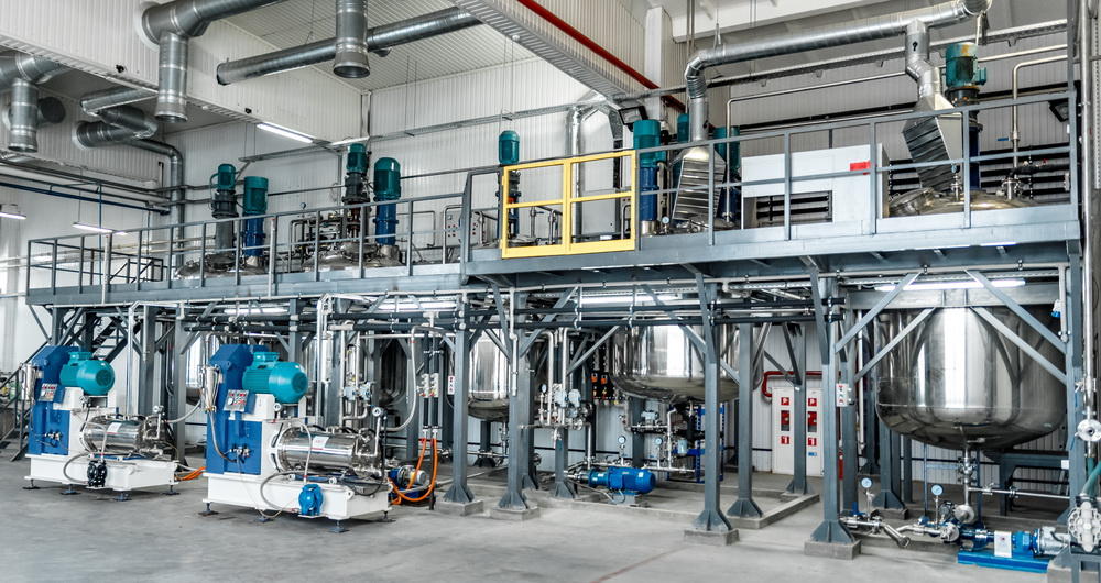 Белоцерковский завод препаративных форм, цех для производства гербицидов