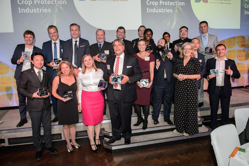 Победители премии Crop Science Awards 2019