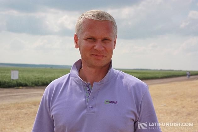 Андрей Науменко, директор «Мрия Агрохолдинг»