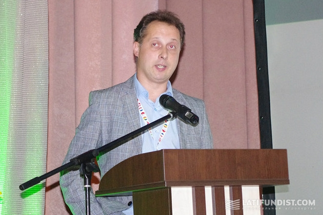 Юрий Зваженко, специалист по пищевой безопасности Консультативной программы по внедрению стандартов в агробизнесе в Европе и Центральной Азии IFC