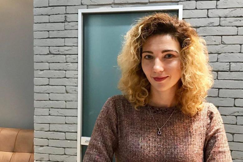 Elena Neroba, Maxigrain business development manager