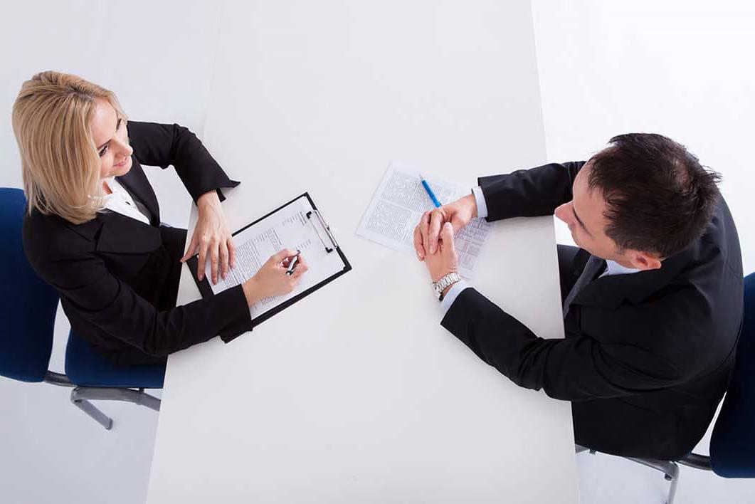 Во время собеседования могут задаваться различные вопросы