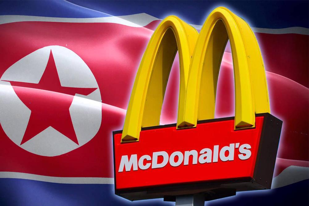 КНДР ушла от Китая. Продалась за Макдональдс