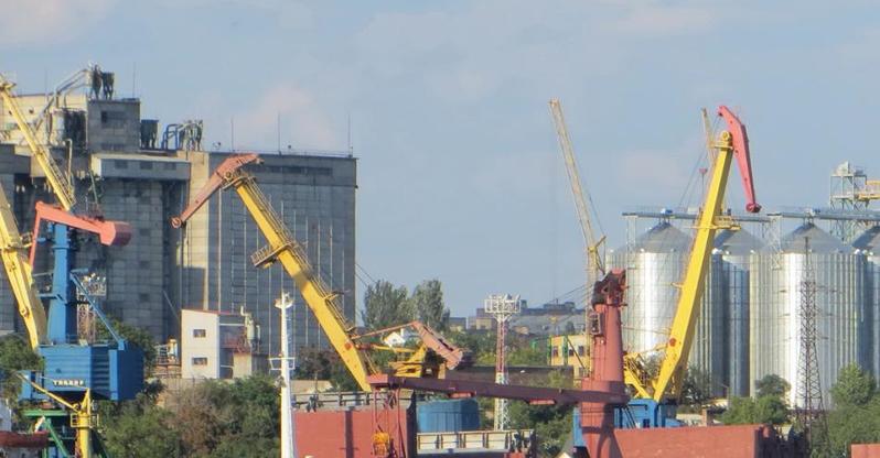 Николаевский комбинат хлебопродуктов до реконструкции