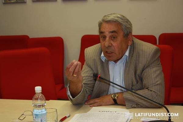 директор Национальной ассоциации сахарников Украины «Укрцукор» Николай Ярчук