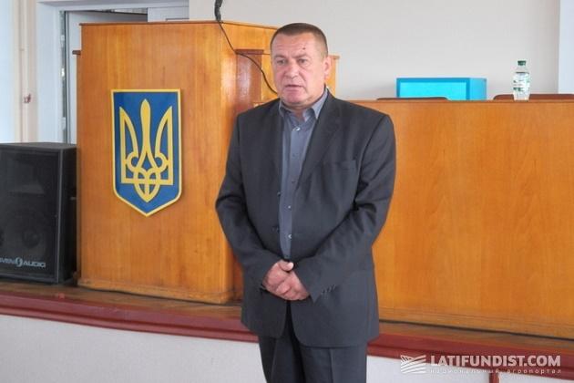 Генеральный директор «Агробизнес ТСК» Геннадий Свирский